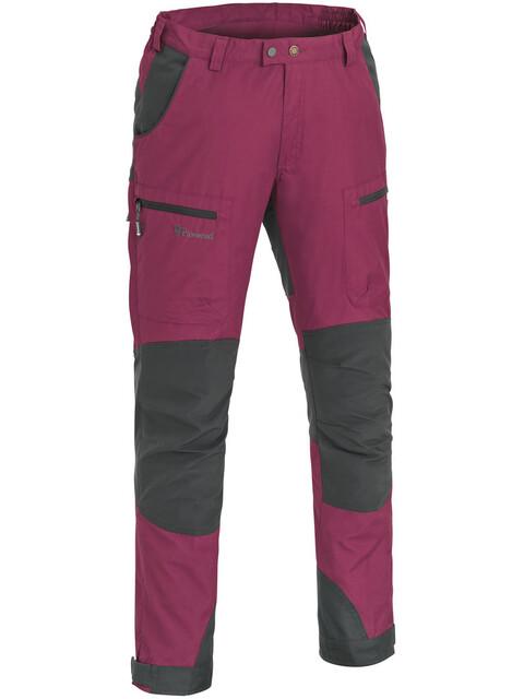 Pinewood Caribou TC Pants Kids Fuchsia/Grey